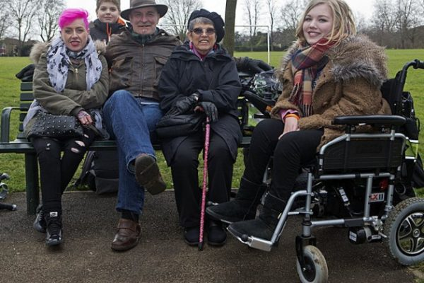 Campaigner Making film to raise awareness of rare disease